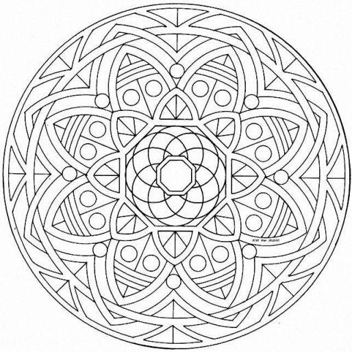 Cómo dibujar un Mandala? | Compartiendo Luz con Sol
