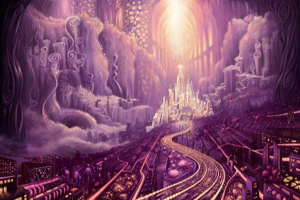 Telos La Nueva Lemuria: Ciudades Subterráneas | Compartiendo Luz con Sol