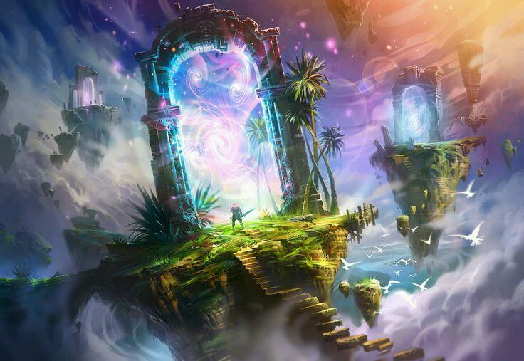 Lo que debemos saber sobre los portales dimensionales for Porque se llama la puerta del sol