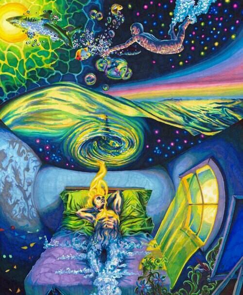 Claves para entender el desdoblamiento astral. ¿Es Peligroso salir al astral?  0a8ec47a74a74dee6cc4adaf6020f5cd